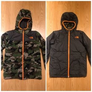 The North Face Reversible Boys Coat